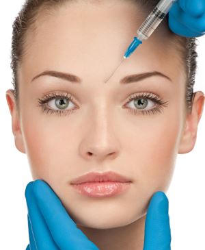 Botox injections from Walnut Creek Dr.Christine Lee