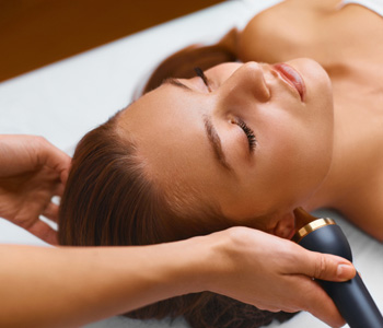 Laser hair removal treatment from Walnut Creek Dr.Christine Lee