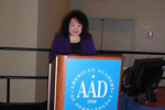 Laser Talk at AAD Meeting in Wash DC 1