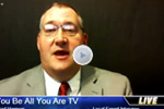 Dr Lee interviewed on You Be All You Are TV