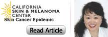 Skin Melanoma Banner