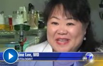 Skin Surgery Walnut Creek - Dr. Christine Lee's Appearance on ABC-7 News