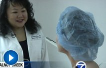 Dr. Christine Lee's Appearance on ABC-7 News – November 12