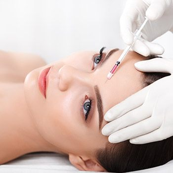 Botox procedure Walnut Creek, CA