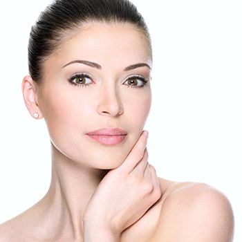 The beautiful results of injectable dermal fillers